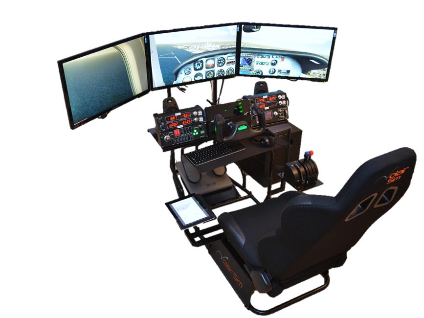 Introducing Volair Sim™ – World's First Universal Flight and
