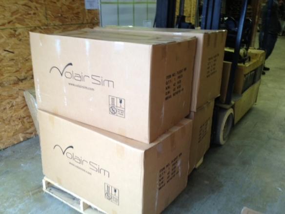 1st Shipment