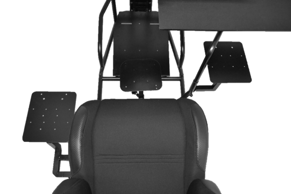 Center Mount - Top View