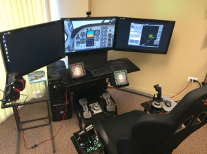 Squadron Ops  Sim Center - Volair Sim 4