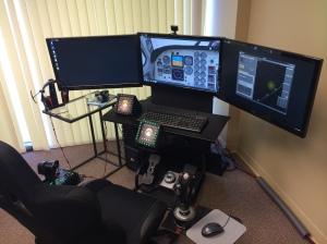 Squadron Ops  Sim Center - Volair Sim 1